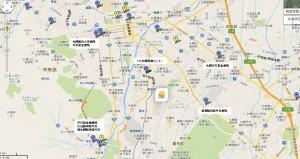 札幌脳神経外科マップ